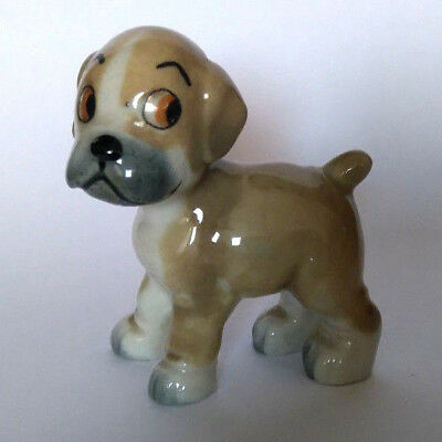 WADE Whimsie BENGO (BOXER) Bengo and his Puppy Friends TV PETS Series 1959-1965