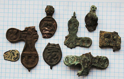 Ancient MIX  find №263 Metal detector finds 100% original