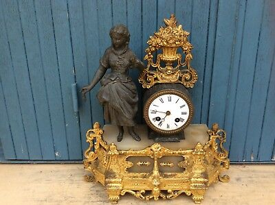 French clock for bits