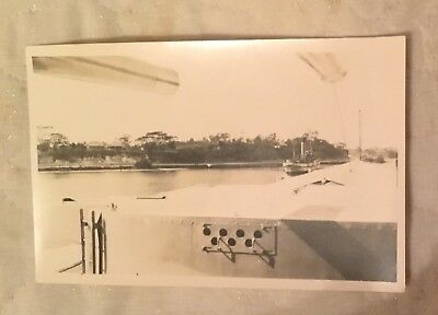 Three Real Photograph Postcards Of Singapore Circa 1930s