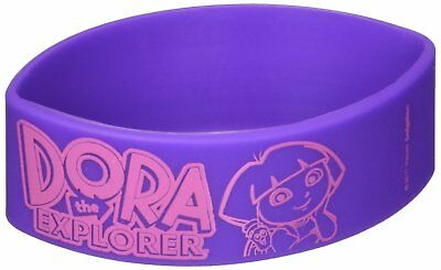 Amscan 392821 Colorful Dora The Explorer Birthday Party Wristband Favour