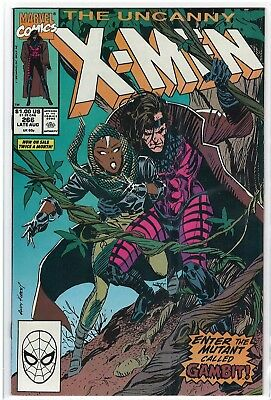 Uncanny X-Men # 266 (Late August 1990, Marvel) (Condition ~ VF+  to  VF/NM)