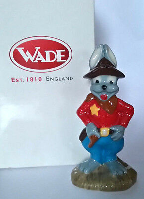 WADE Limited Edtn. ARTHUR HARE SHARERIFF The Village People Collection 1997-2000