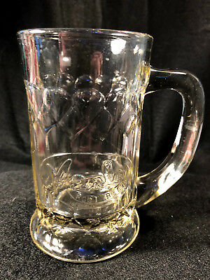 Early Rare Hard to Find MENLO ROOT BEER GLASS MUG