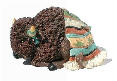 "Friends of Feather ""Bison Blessing"" Figurine"