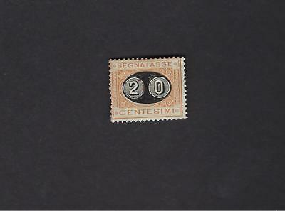 Italy Scott Number J26 Mint Hinged MH Stamp