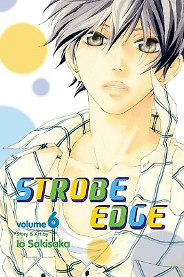 Strobe Edge Manga Volume 6
