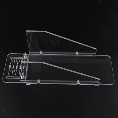 Home Acrylic Soap Cutter Box Handmade Soap Cutting Tool Kitchen Loaf Cutter