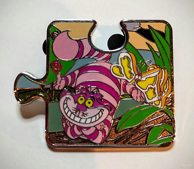 Disney Pin 114006 Alice In Wonderland Character Mystery Puzzle Queen Hearts LE #