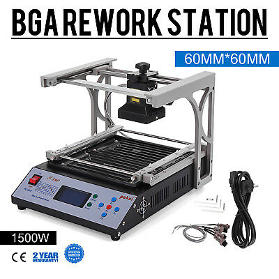 T-890 Soldering Rework Station 1500W Automatic Heating RELIABLE SELLER
