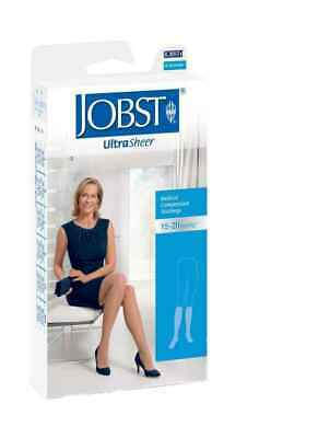 Jobst UltraSheer 15-20mmHg Soft Fit Knee High Compression Stockings