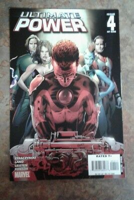 Ultimate Power #4-9  (Marvel)  Greg Land