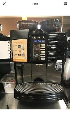 Schaerer Coffee Art Espresso Machine Macchiato Automatic