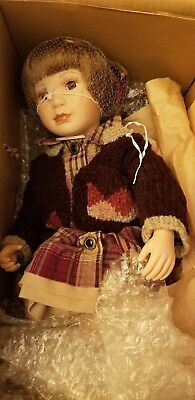 """Limited edition Yesterdays child doll. THE DOLL COLLECTION """"Kelly"""" #4916V"""