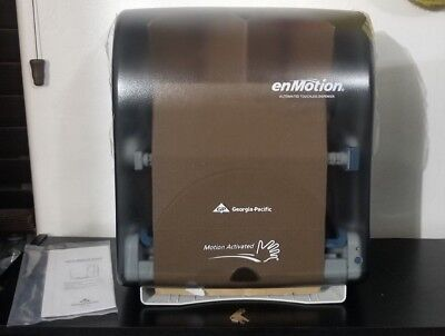 Georgia Pacific 59462 ENMotion Automated Touchless Paper Towel Dispenser NEW