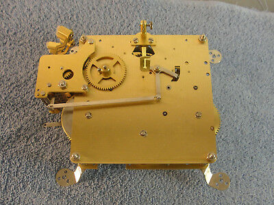 Franz Hermle Clock Movement 351-030 A German Made In Germany Vintage Works Vtg