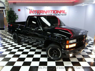 """1990 Chevrolet 1500 Pickups Reg Cab 117.5"""" 454 SS 1990 Chevy 1500 454SS Pick Up 7.4 V8 Adult Owned Rust Free Non-Smoker Immaculate"""