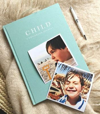 NEW Write To Me Child Journal Record Book Diary Boys Girls Childrens Kids Green