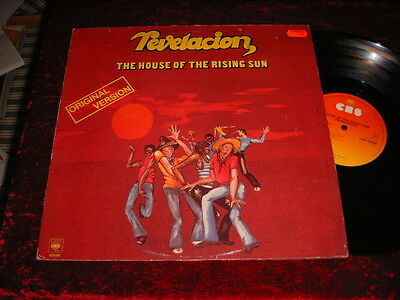 revelacion-house of the rising sun lp vinyl