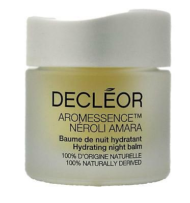 Genuine Decleor Aroma Night Neroli Essential Night Balm for All Skin 15 ml