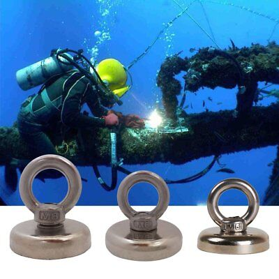 Recovery Magnet. Very Strong.sea,fishing,water,treasure Hunting With Eyelet Qd