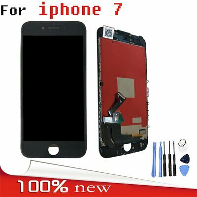"""For Assembly LCD Display Replacement Black Touch 4.7"""" Screen iPhone 7 Digitizer"""