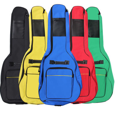 Padded Bag Guitar Full Case Carry Back Acoustic Size Protective Classical Holder