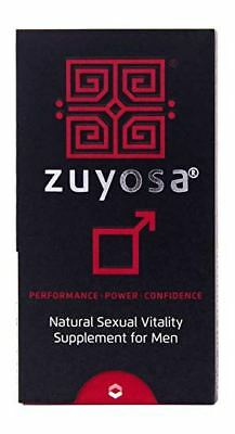 Zuyosa Herbal Supplement for Men (4 Cap) Spanish Fly Sex Male Delay Super Strong