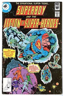 Superboy #254 - Whitman Variant, Fine Condition'