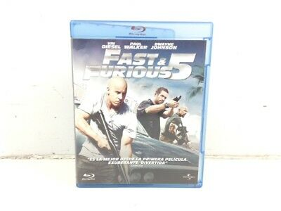 Pelicula Bluray Fast And Furious 5 4173962