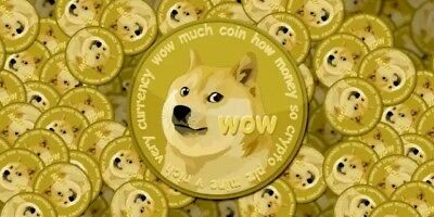 Dogecoin (DOGE) 2100 Dogecoins mining Contract 2100