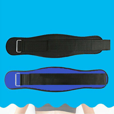 Weight Lifting Belt Back Brace Support 1pc Gym Training Practical 3 Size New