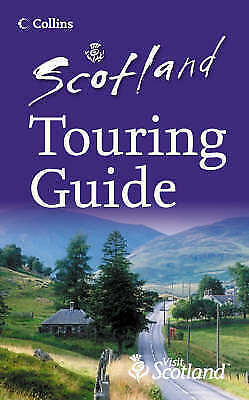"""VERY GOOD"" Scotland Touring Guide (Visit Scotland), , Book"