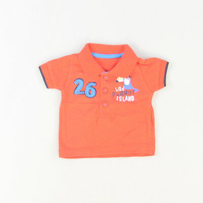 Polo color Rojo marca Early days 0 Meses  519122