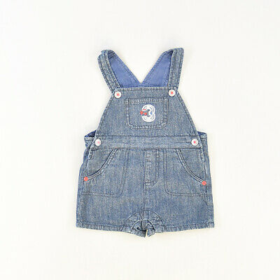 Peto color Denim oscuro marca Freestyle 6 Meses  519260