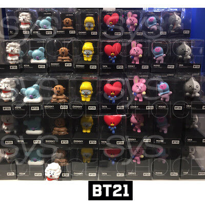 BTS BT21 Official Authentic Goods Mobile Cradle 8Characters + Tracking Number