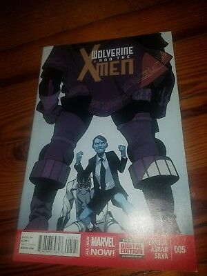 Wolverine And The Xmen vol. 2 #5