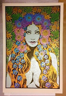 Art Print Lysistrata - Chuck Sperry - Signed AP Widespread Panic Poster Muses