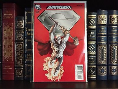 Steel Issue 1, DC Comics 2011, Reign of Doomsday Event, Superman