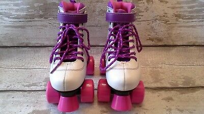 Girls Vision Sf2 Roller Boots -Uk Size 1