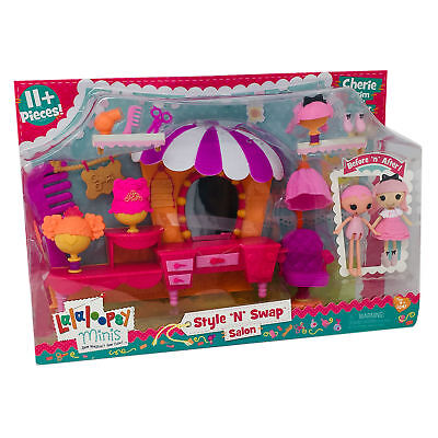 Lalaloopsy Minis Friseur-Salon Spielset inkl. Lalaloopsy-Minis Hairstyling