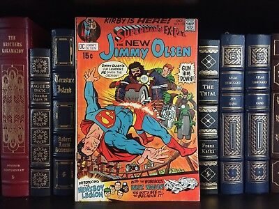 Superman's Pal Jimmy Olsen 133, First Issue of Jack Kirby's Fourth World Saga DC
