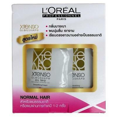 Loreal X Tenso Moisturist Smoothing Cream Straight Perm For Very