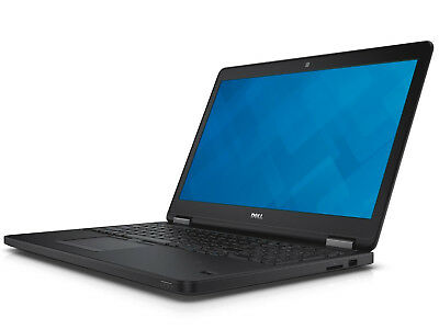 "Dell Latitude E5550 15.6"" i5-5200U 2.2GHz 8GB 256GB SSD Windows 10 Pro"