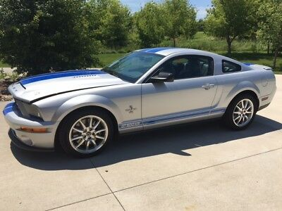 2008 Ford Mustang GT500 Premium Trim 2008 Ford Mustang Shelby GT500KR 40th Anniversary Edition *37 Miles*