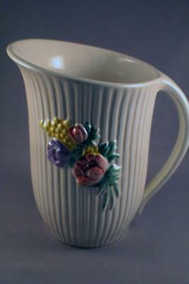 Maling Lustre Floral Water Jug - Perfect
