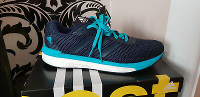 64a8a5864 ADIDAS VENGEFUL BOOST Mens Running Trainers UK 8