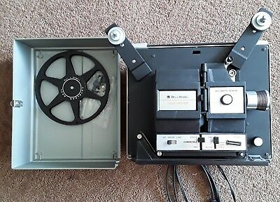Bell & Howell MultiMotion 8mm Movie Projector