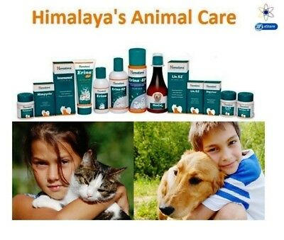 Animal Care for Dog's, cat's & Pet's  Drops Shampoo Tablets Spray