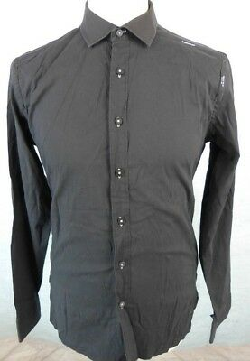 Levi's jean Pull Courtes Chemise L Homme Manches Noire Taille F6I1IqAO